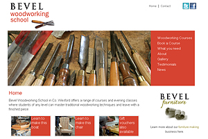 Bevel Woodworking School