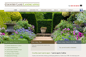 Country Lane Landscaping